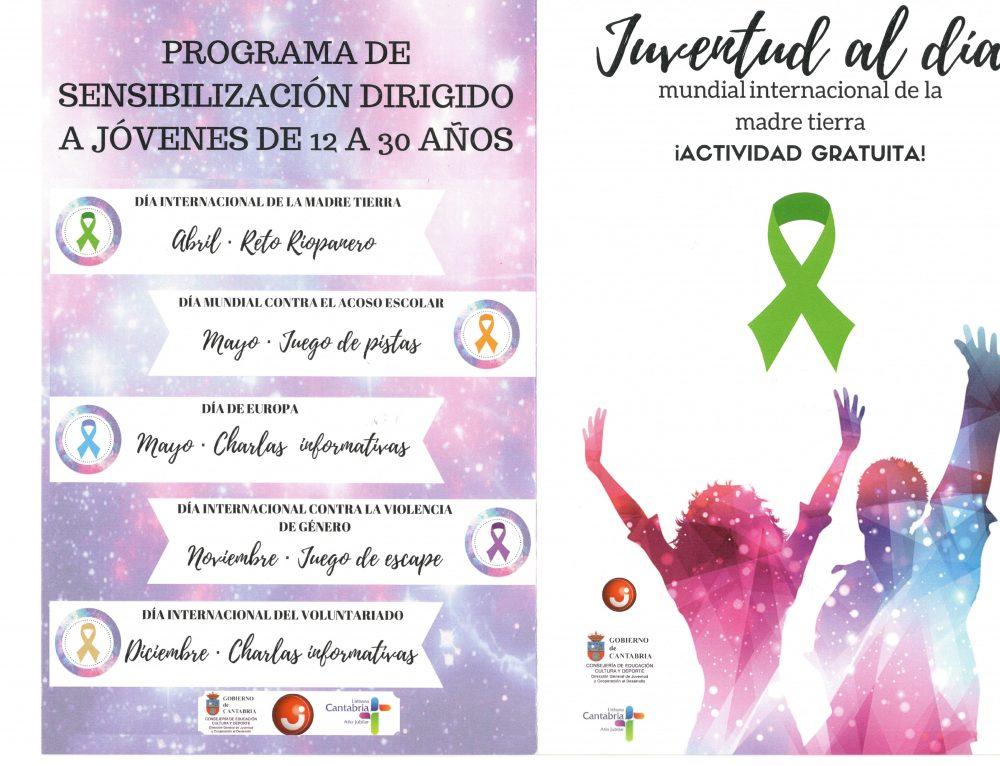 RETO RIOPANERO PARA JÓVENES DE 12-17 AÑOS