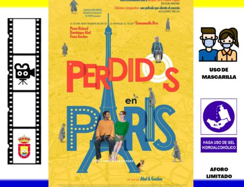 PERDIDOS EN PARIS. LA FILMOTECA