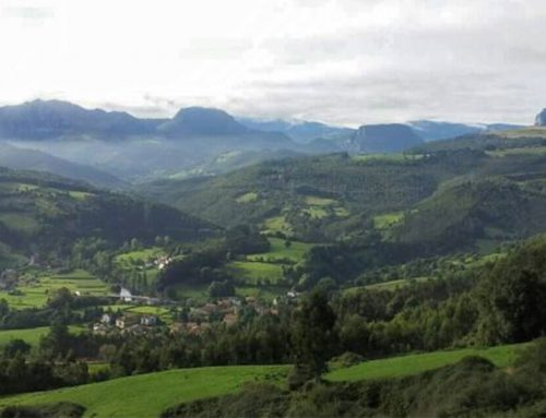 Ruta del valle de Udalla