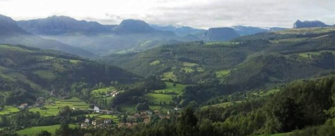 Ruta del valle de Udalla - Ayuntamiento de Ampuero