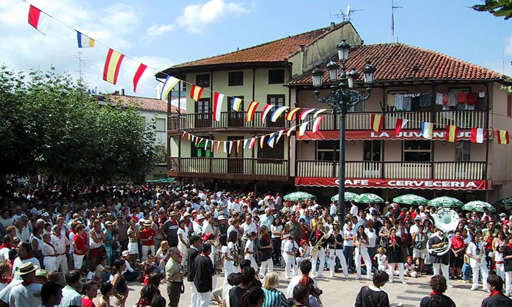 Fiestas en Ampuero