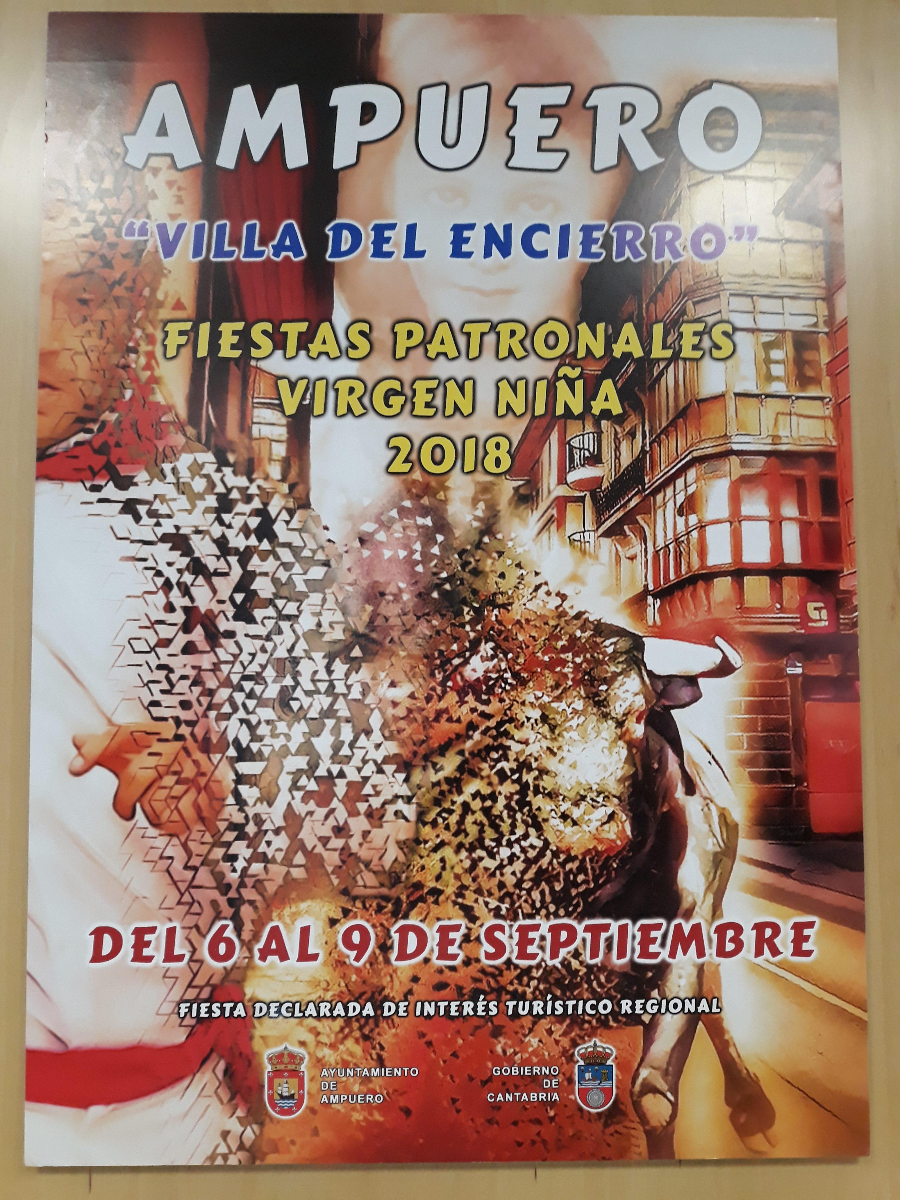 Resuelto el Concurso de Carteles Fiestas patronales Virgen Niña 2018