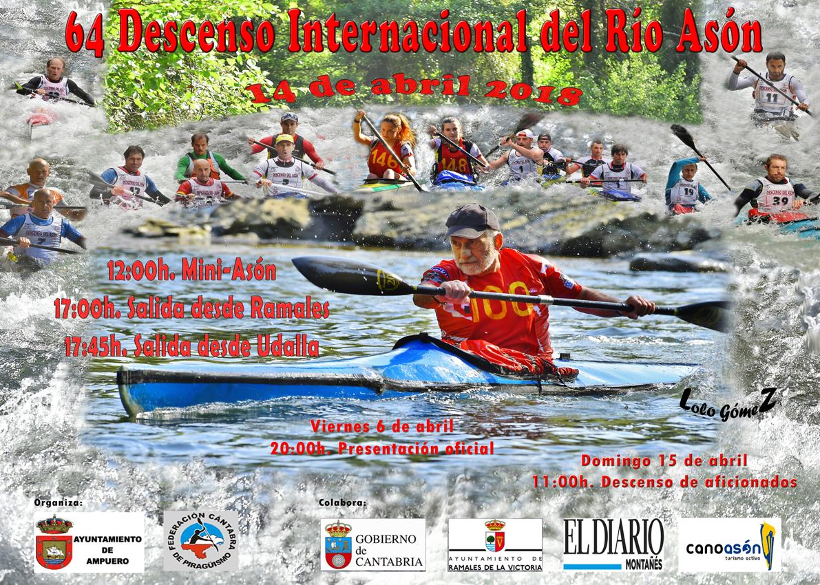 64 Descenso Internacional del río Asón