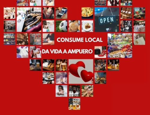 PLATAFORMA DIGITAL COMERCIAL «CONSUME LOCAL. DA VIDA A AMPUERO.»