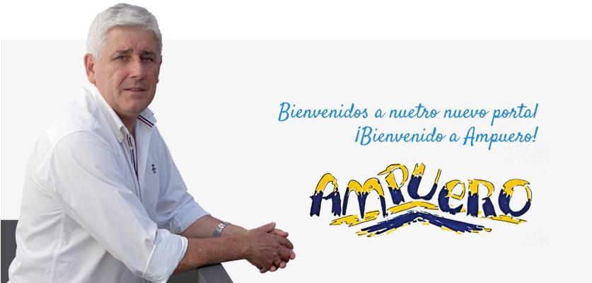 Patricio Martínez Cedrún, alcalde de Ampuero