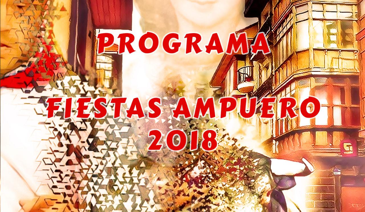 Programa de la Fiestas Patronales Virgen Niña de Ampuero
